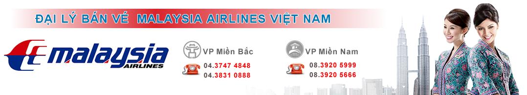 Đại lý Malaysia Airlines Việt Nam