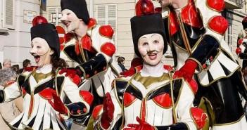 Tưng bừng lễ hội Carnival ở Pháp