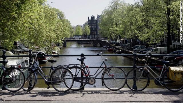 Du lịch thành phố Amsterdam giá rẻ