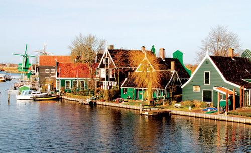 Những điều thú vị ở Hà Lan
