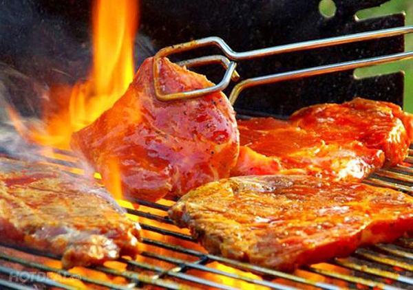 BBQ Úc