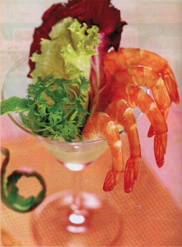 Tôm Cocktail