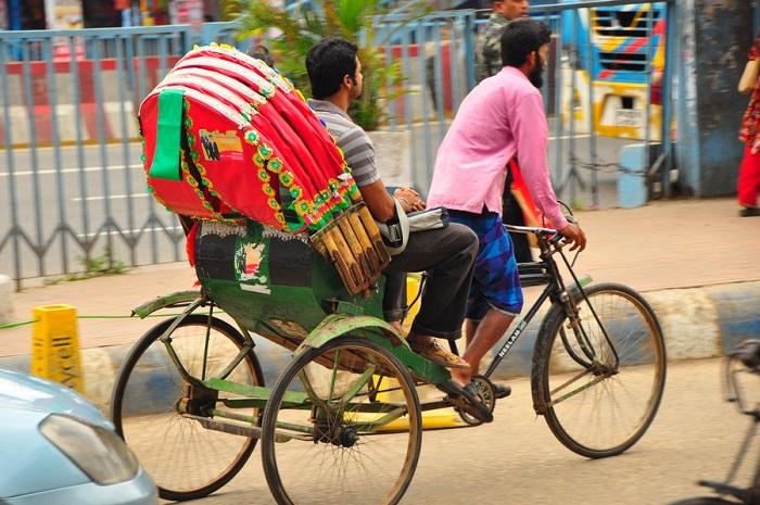 Vé máy bay đi Dhaka