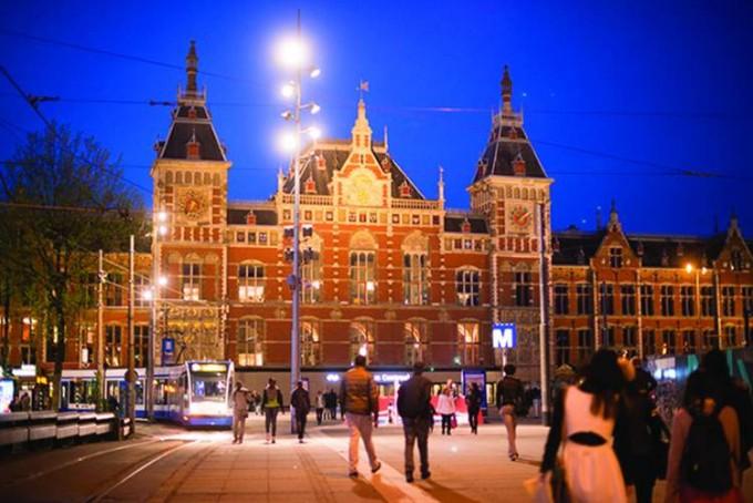 Hague Hà lan2