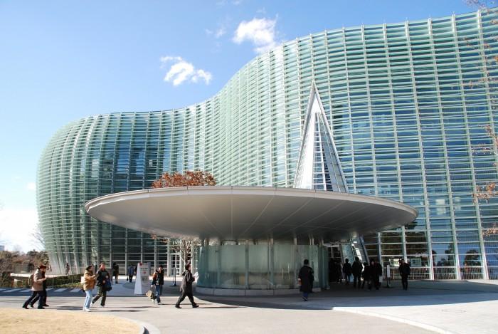 Trung tâm nghệ thuật quốc gia Tokyo