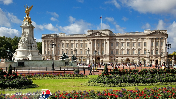 cung dien Buckingham
