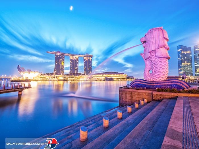 singapore chup hinh