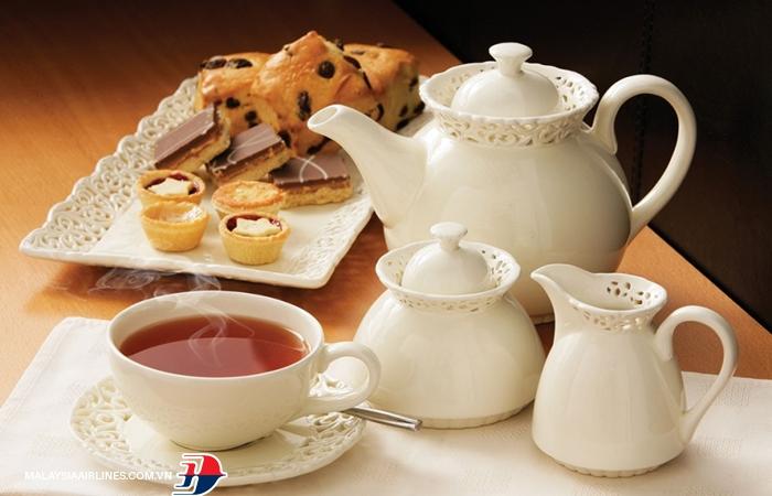 Văn hóa trà nước Anh