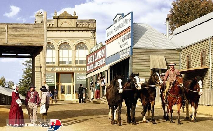 Khu đô thị cổ Ballarat