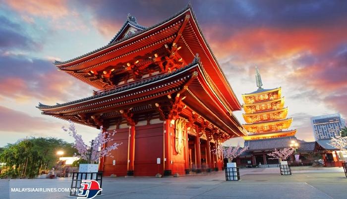 Đền Minh Trị Thiên Hoàng Meiji