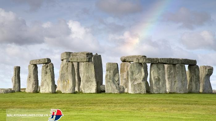 Bãi đá cổ Stonehenge
