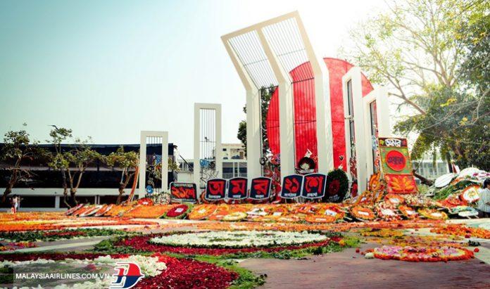 dai tuong niem Shahid Minar1