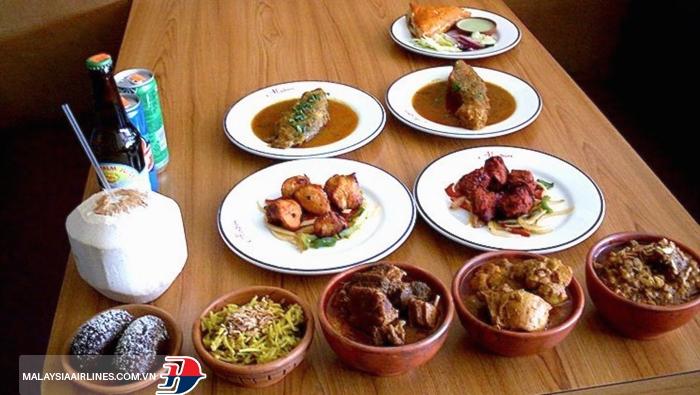 Bữa ăn của người Bangladesh
