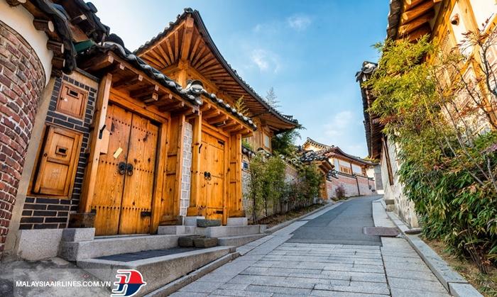 Làng Hanok Bukchon