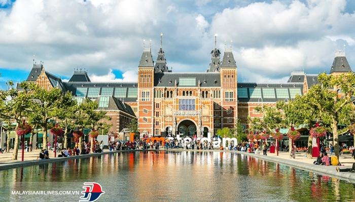 Thời tiết Amsterdam