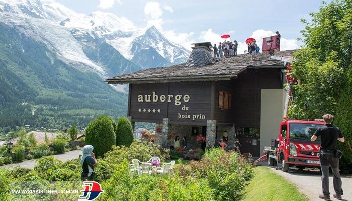 Khách sạn L'Auberge du Bois Prin