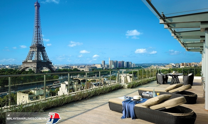 Khách sạn Le Shangri-La ở Paris