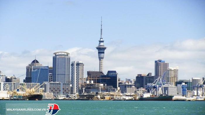 Tháp Sky ở Auckland