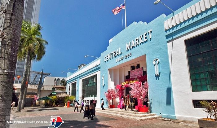 Chợ trung tâm Central Market