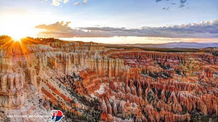 vuon quoc gia Bryce Canyon