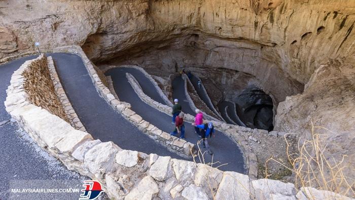 Vườn quốc gia Carlsbad Caverns