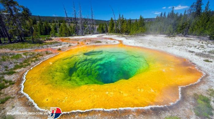 Vườn quốc gia Yellowstone