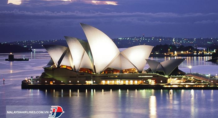 Nhà hát Opera Úc