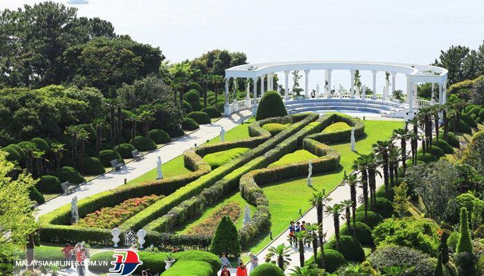 Vườn thực vậtOedo-Botania