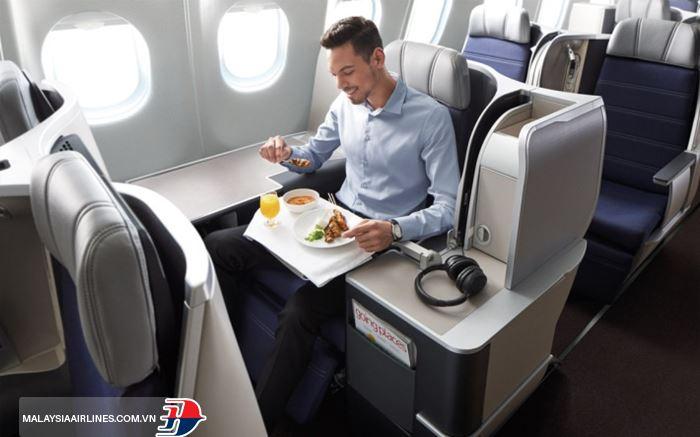 Hạng Thương gia Malaysia Airlines