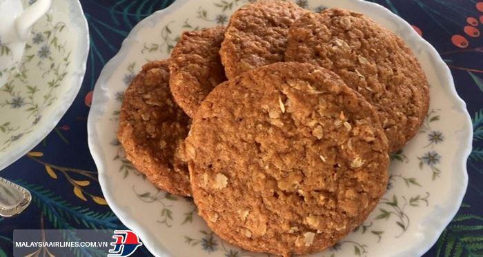 Những chiếc bánh ANZAC Biscuit mang cả giá trị lịch sử của người New Zealand