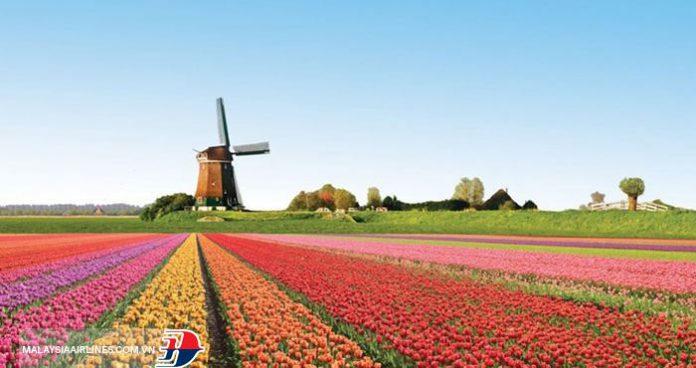 Hà Lan - điểm đến của nhiều thắng cảnh đẹp