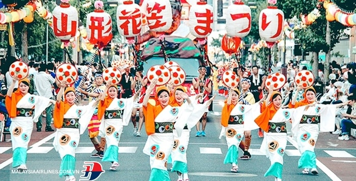Lễ hội mùa hạ