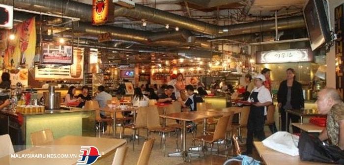 Khu ẩm thực Sunggei Wang
