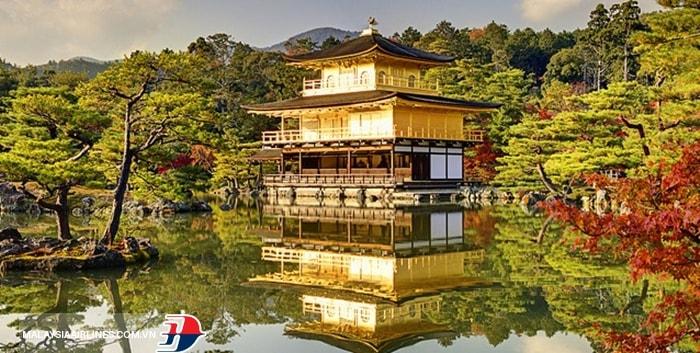 Đền vàng Kinkaku-ji