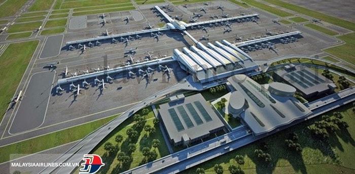 Sân bay quốc tế Kuala Lumpur (KUL)