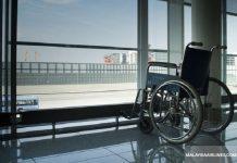 Malaysia quy định hành khách khuyết tật đi máy bay
