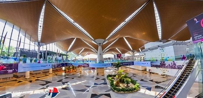 Dịch vụ của sân bay Kuala Lumpur