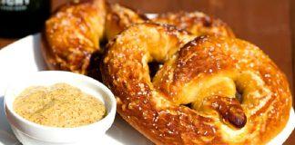 Bánh pretzels