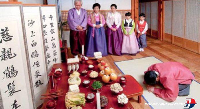 Phong tục đón Tết của người Hàn Quốc