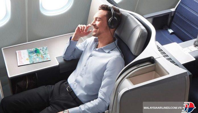 Malaysia Airlines nâng cấp chuyến bay bằng cách nâng cấp hang vé