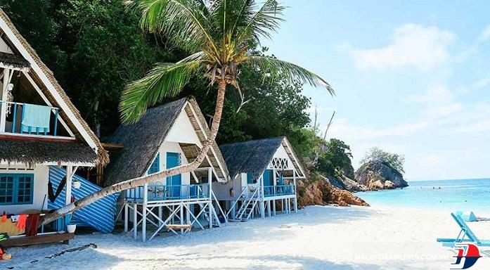 Bãi biển đảo Rawa Malaysia