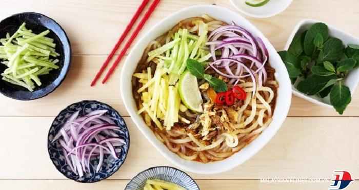 Malaysia có nhiều món ăn ngon