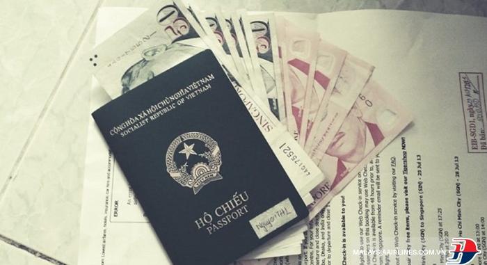 Hồ sơ làm visa Nhật Bản