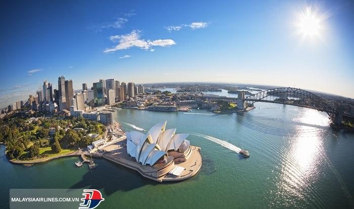 Bạn có thể đến Sydney vào bất cứ mùa nào trong năm
