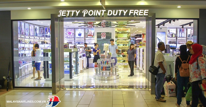 Jetty Point Duty Free Complex